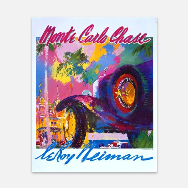 Monte Carlo Chase book (Cover)