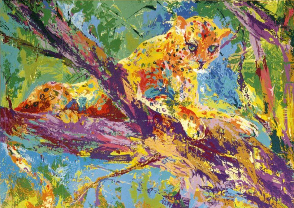 Serengeti Leopard 1989