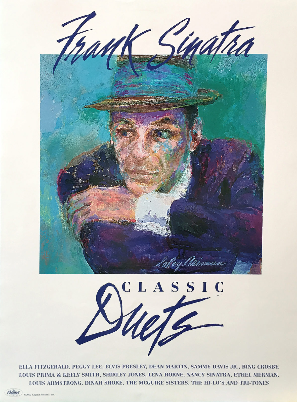 Frank Sinatra, Classic Duets poster