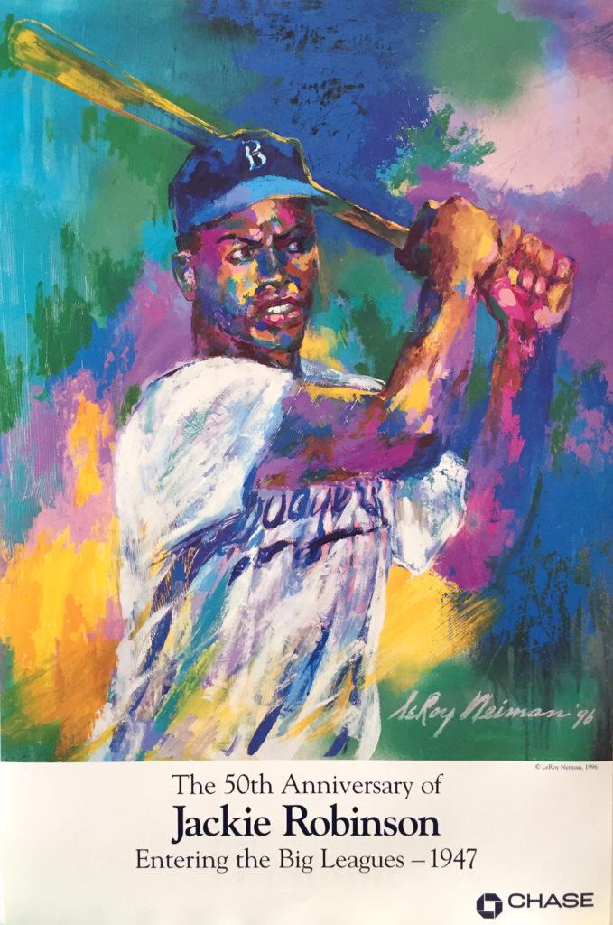 Jackie Robinson poster