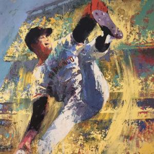 Juan Marichal Baseball