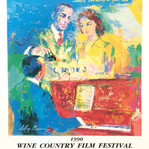 Wine Country Film Festival poster