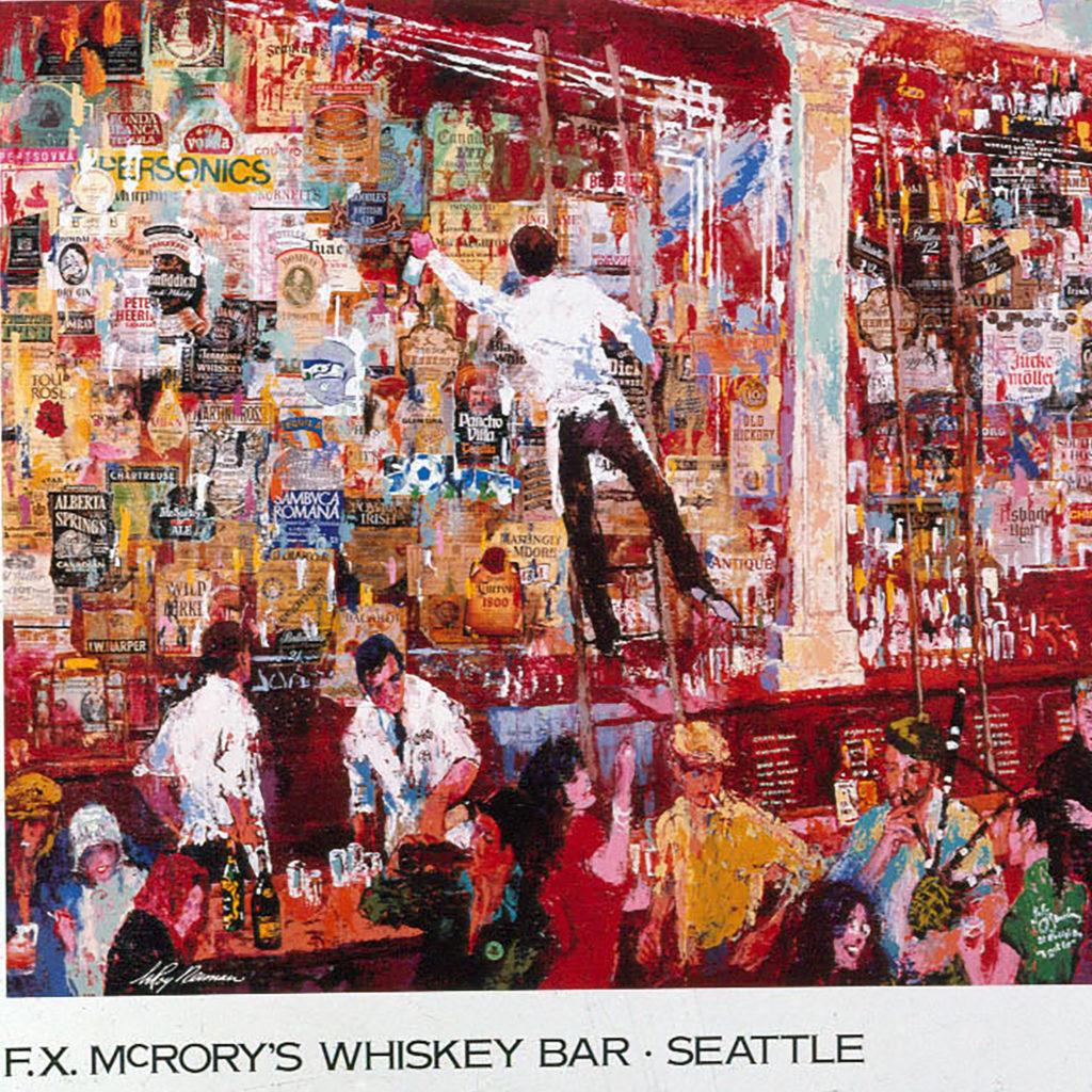 F.X. McRory's Whiskey Bar