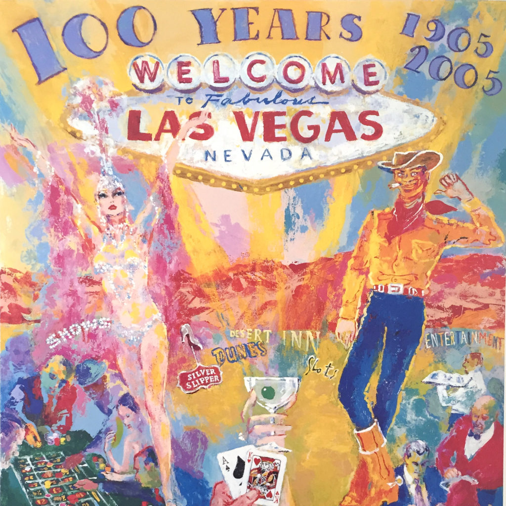 100 Years of Neon poster