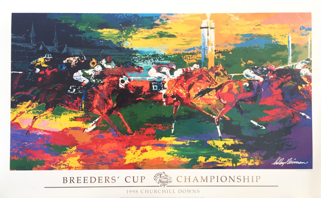 Breeder's Cup Championship poster