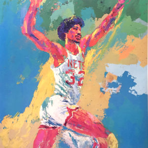 Dr. J (Julius Erving)