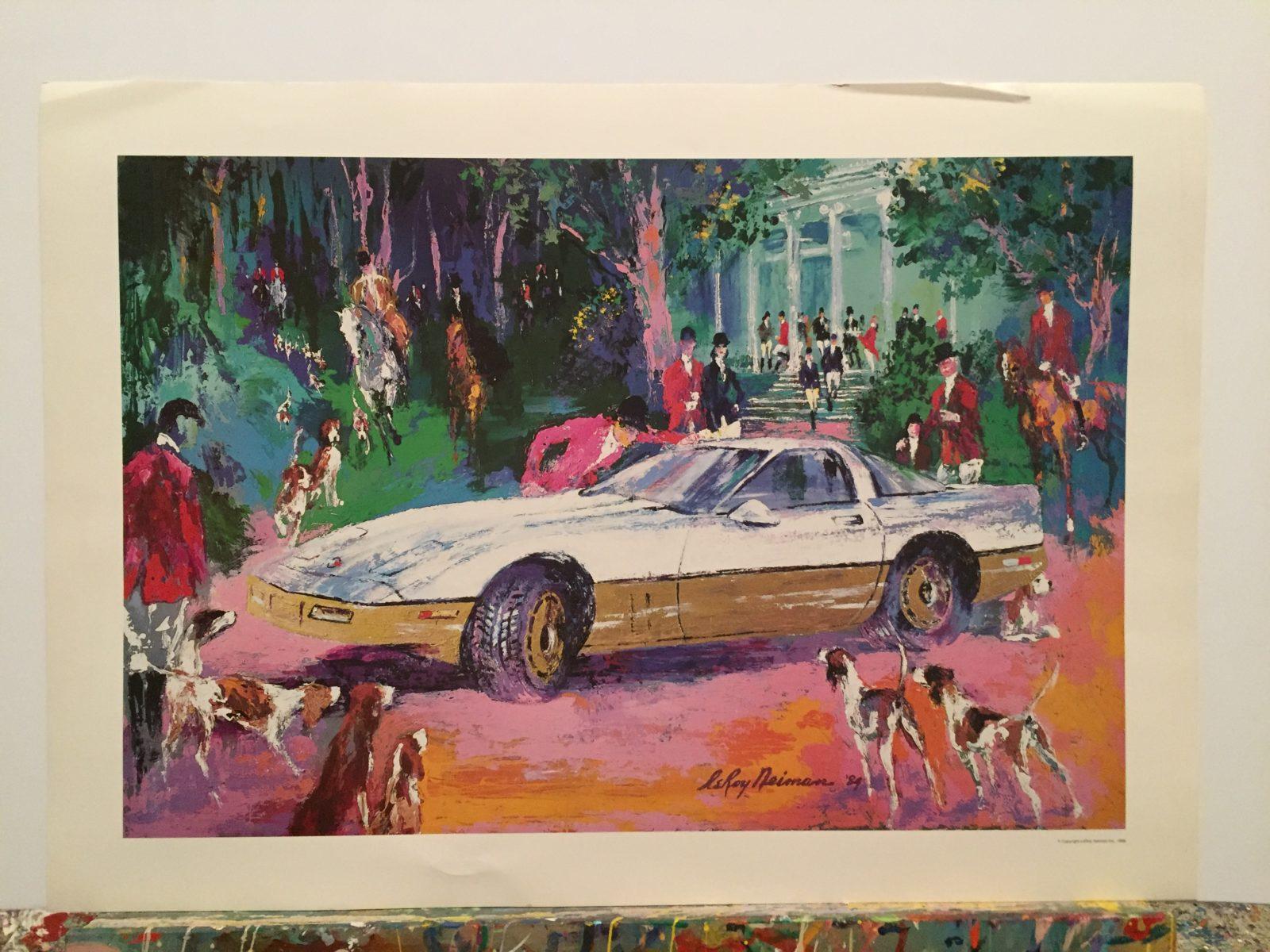 Rendezvous a la Corvette poster
