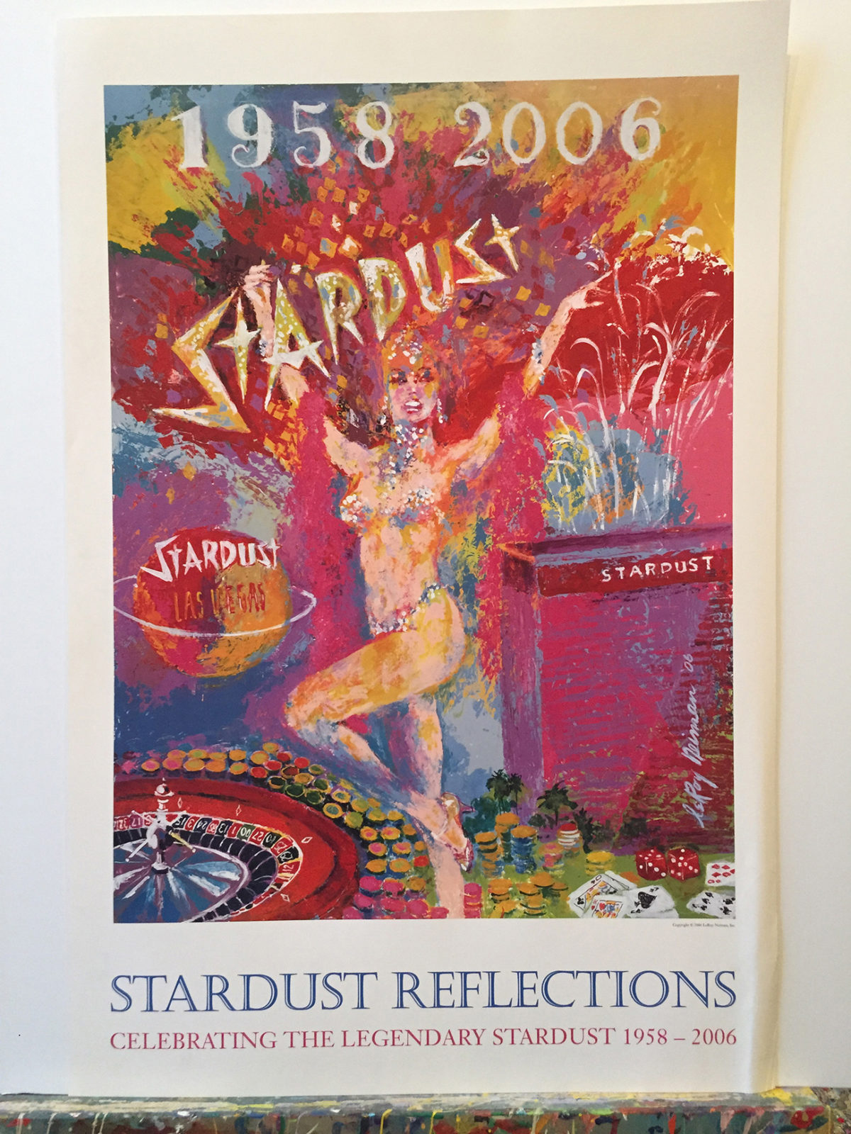 Stardust Reflections poster