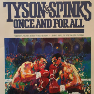 Tyson vs. Spinks Boxing