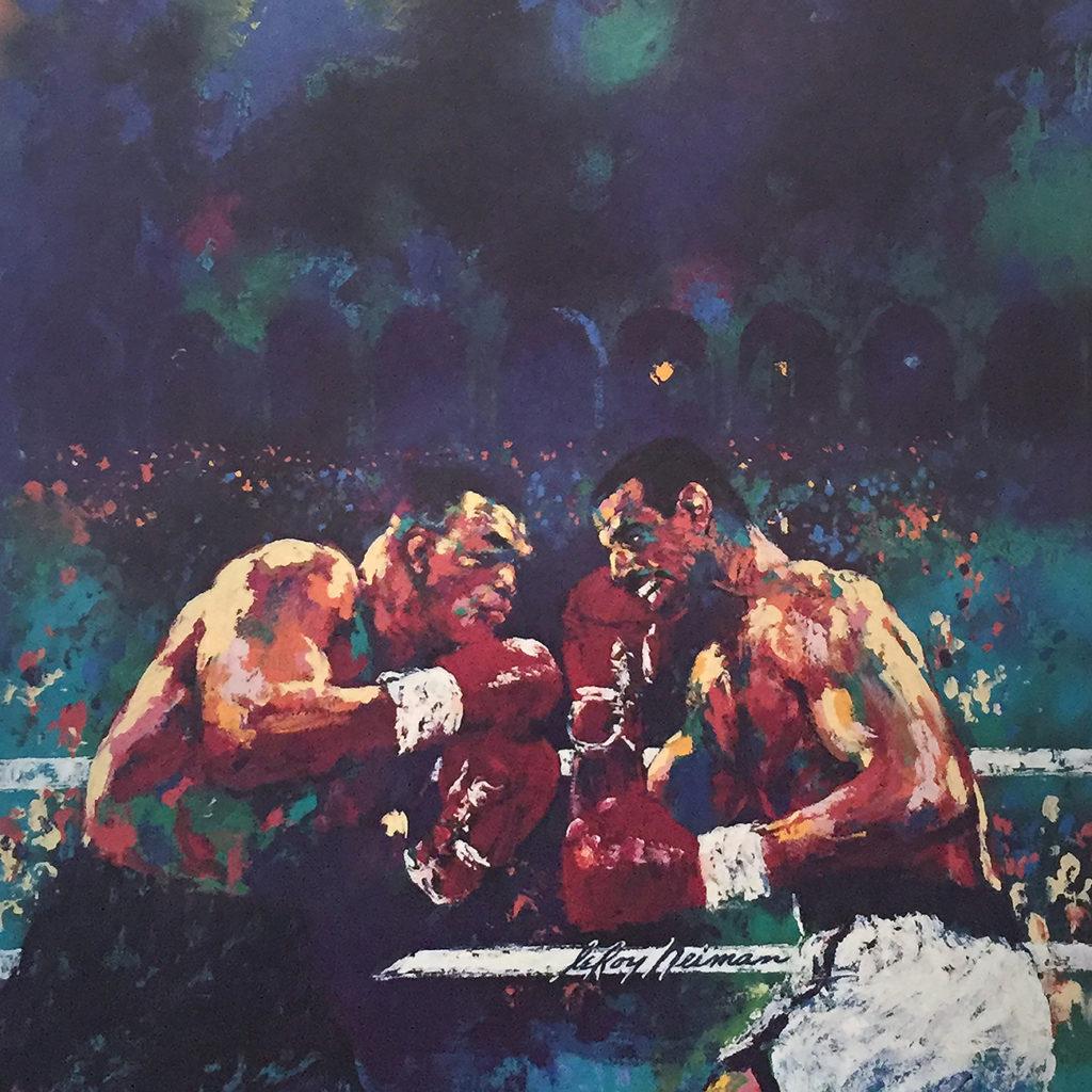 Tyson vs. Spinks Boxing