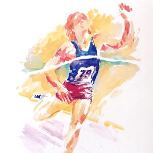 Drake Relays, Track Runner