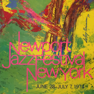 Newport Jazz Festival New York 1974