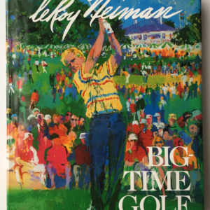 Big Time Golf book