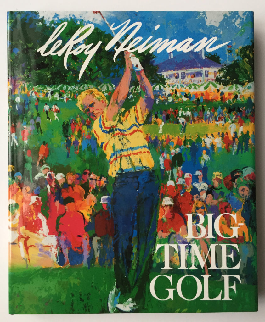 Big Time Golf book