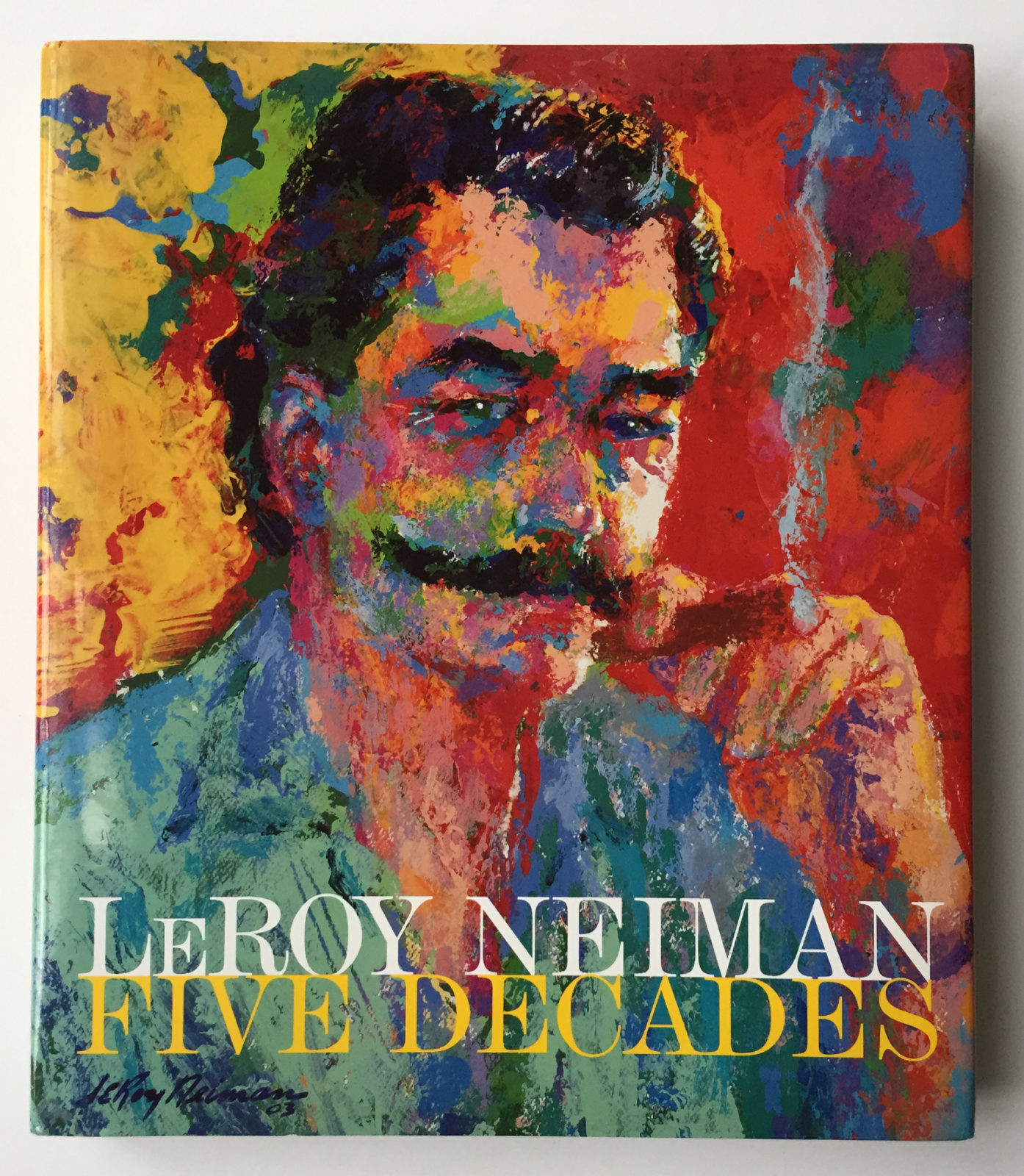 Five Decades book
