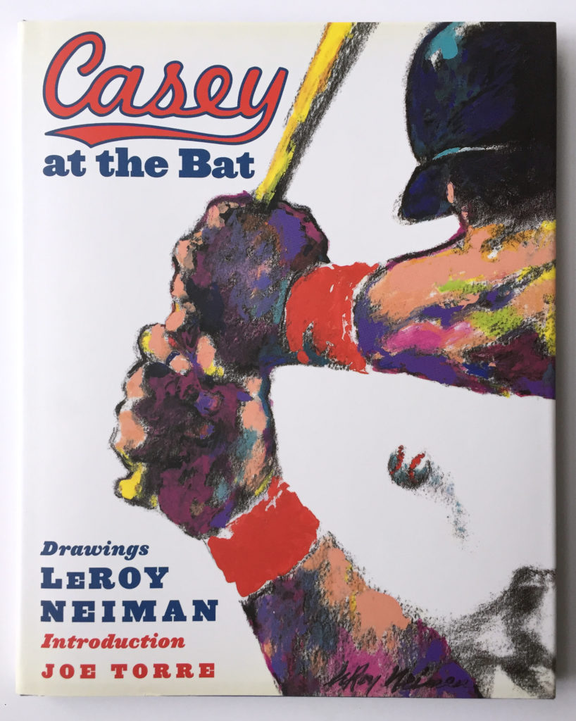 Casey at the Bat book