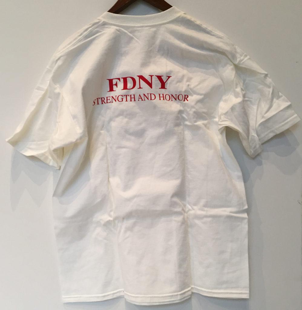 FDNY Shirt (Back)