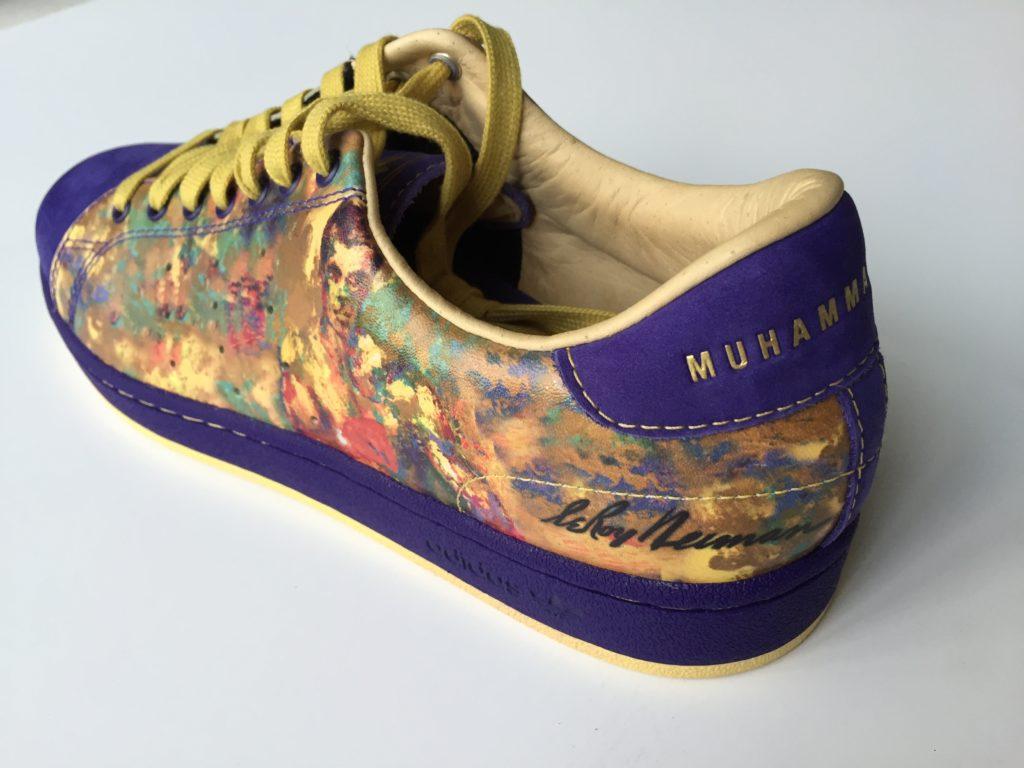 Muhammad Ali Adidas Sneaker