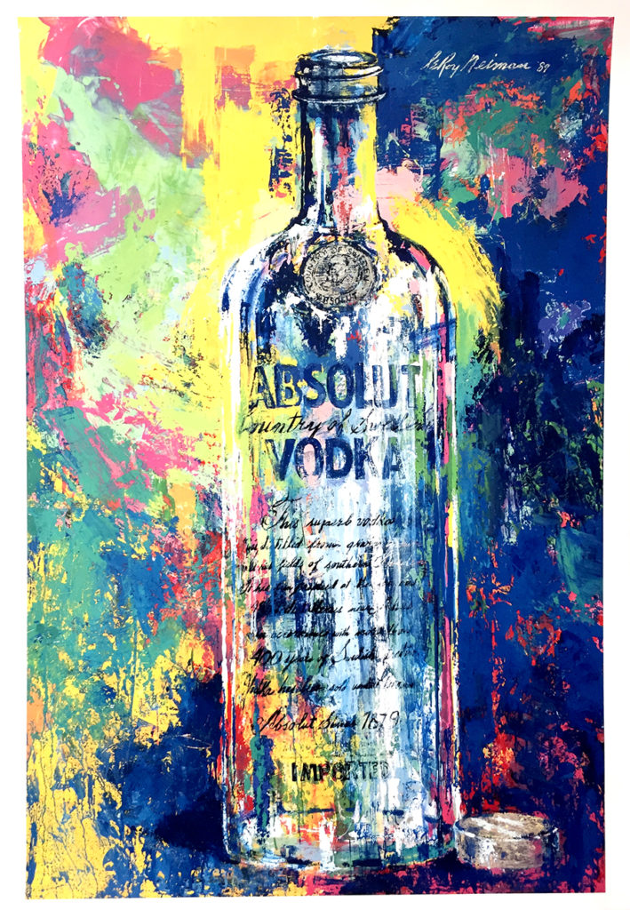 Absolut Vodka poster