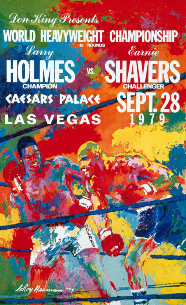 Holmes-Shavers poster