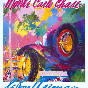 Monte Carlo Chase poster