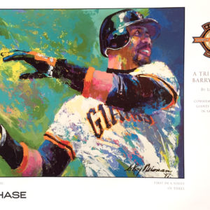 Tribute to Barry Bonds poster