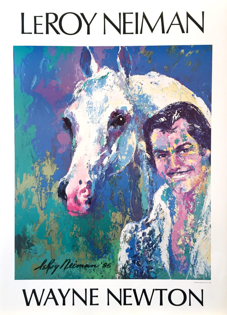 Wayne Newtown Poster