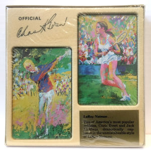 LeRoy Neiman playing cards set